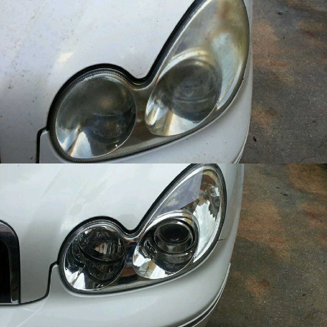 Hyundai Of Wesley Chapel >> Headlight Restoration Tampa   Headlight Restoration Brandon